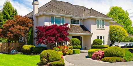 Improving Home Curb Appeal tickets