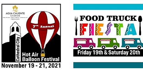 Cathedral City's 40th Anniversary Celebration & Food Truck Fiesta! tickets