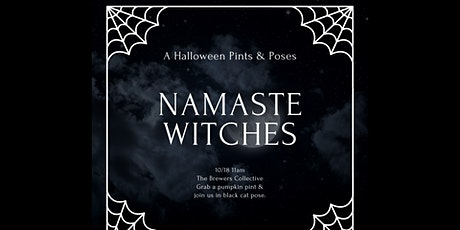 Halloween Pints & Poses The Brewers Collective tickets