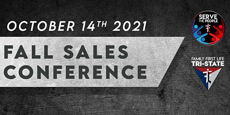 Fall Sales Conference tickets