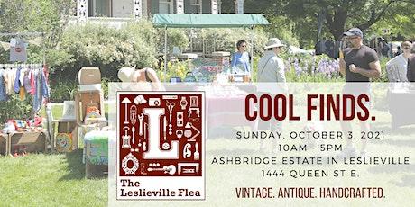 The Leslieville Flea at Ashbridge Estate tickets