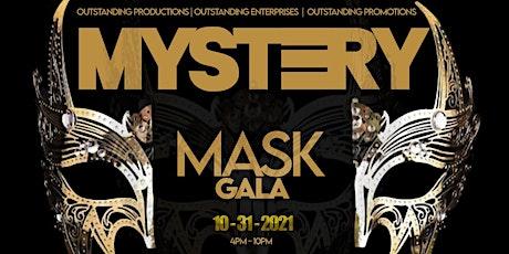 MYSTERY MASK GALA tickets