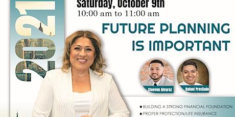Financial Education Workshops tickets
