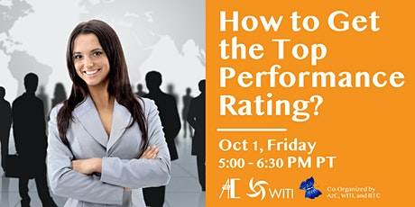 How to Get the Top Performance Rating? tickets