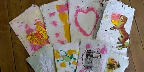 Handmade Paper with or for Someone you Love! with Katy Dement tickets