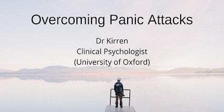 Overcoming Panic Attacks tickets