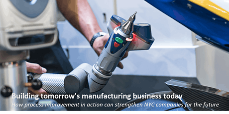Building tomorrow's manufacturing business today tickets