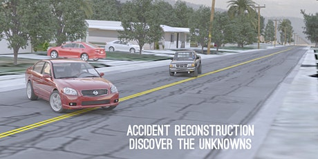 Accident Reconstruction MCLE by Momentum Engineering Corp. entradas
