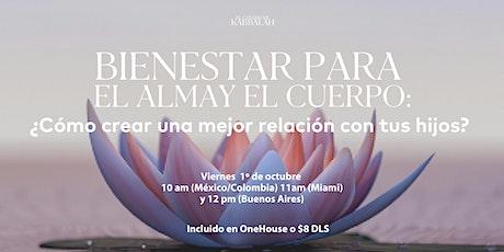Bienestar para el alma y el cuerpo     1.Oct.21 12PM   Buenos Aires entradas