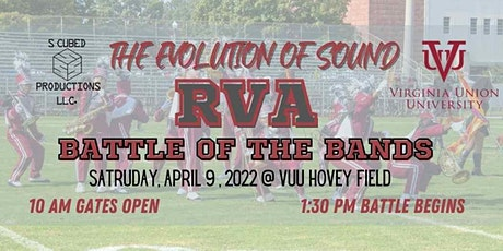 2021 Battle of the Bands RVA @ VUU Hovey Field tickets