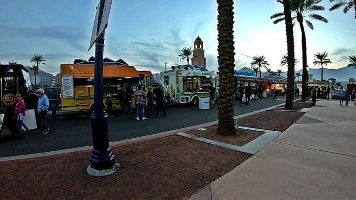 Cathedral City's 40th Anniversary Celebration & Food Truck Fiesta! image