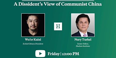 Virtual Event   A Dissident's View of Communist China tickets