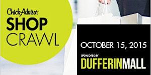 Dufferin Mall Shop Crawl