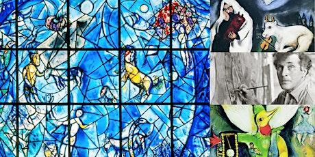 'Marc Chagall in America: The Modernist Art Pioneer' Webinar tickets