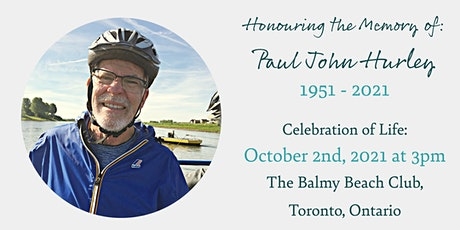Celebration of Life/Wake for Paul Hurley tickets