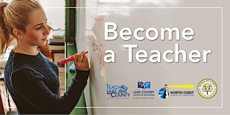 Teach Lake County Information Sessions 2021 tickets