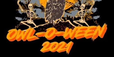 OWL-O-WEEN tickets