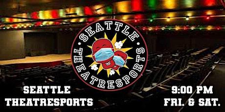 Seattle Theatresports Improv LIVE! tickets