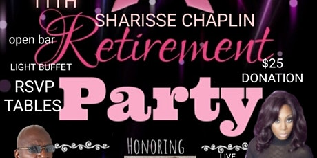 Retirement Party tickets