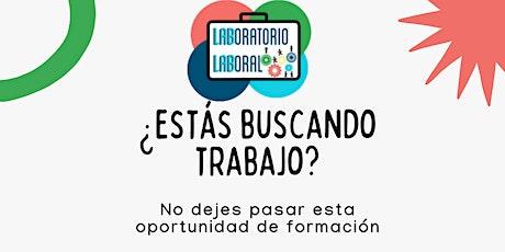 Laboratorio Laboral 2021 entradas