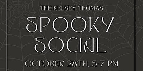 Spooky Social: Halloween Networking Event tickets