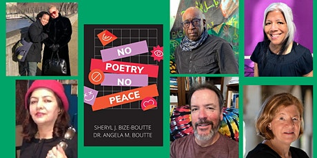 No Poetry No Peace: a reading and celebration of human expression and peace tickets