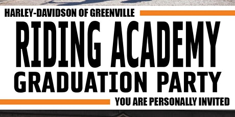 Riding Academy Graduate Party tickets