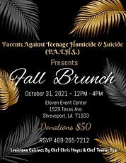 P•A•T•H•S First Annual Fall Brunch tickets