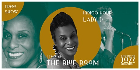 Indigo Hour: Lady D at the Blue Room tickets