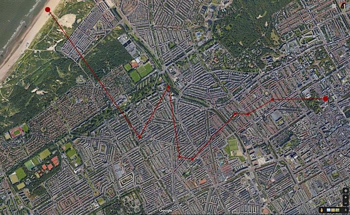 Afbeelding van NEW HORIZONS - Rondje Den Haag