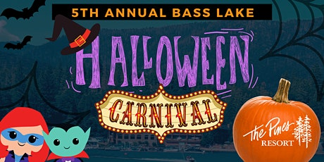 5th Bass Lake Halloween Carnival tickets