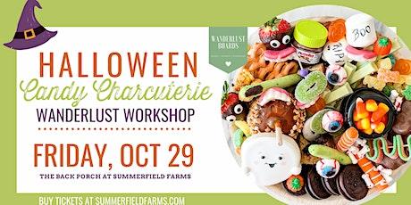 Halloween Candy Board Workshop tickets