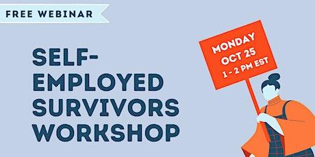 Self-Employed Survivors Workshop tickets