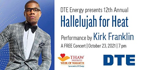 DTE Energy presents 12th Annual Hallelujah for Heat tickets