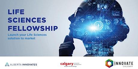 Life Sciences Fellowship Prep Series #1 – Information Session ingressos