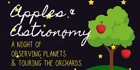 Apples & Astronomy tickets