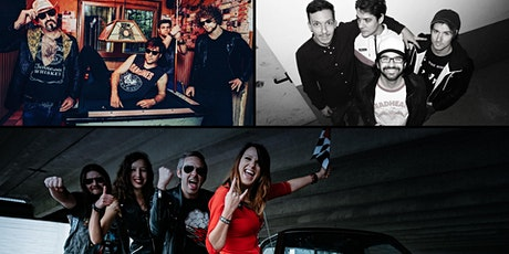 Action Rock Jukebox Live with Dirty Denims, Black Sheriff, Stacy Crowne Tickets