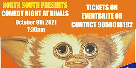 COMEDY NIGHT AT RIVALS tickets