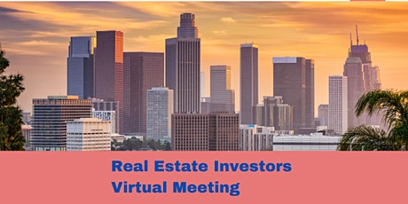 Real Estate Investors Introductory Briefing (Virtual Webinar) tickets