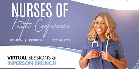 Nurses of Faith Conference tickets