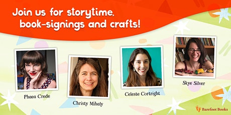 Barefoot Books: Sharing Stories tickets