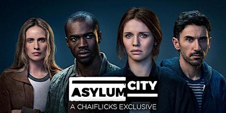 Exclusive sneak preview of ASYLUM CITY new Israeli TV series tickets