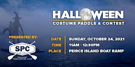 Portsmouth Halloween Costume Paddle Contest tickets