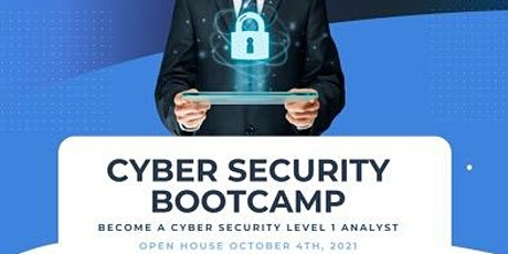 Cyber Security Bootcamp tickets