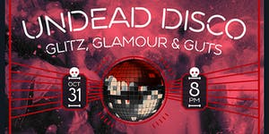 SOLD OUT: Undead Disco Halloween Party