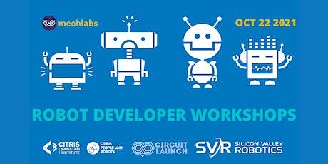 Robot Developer Workshops tickets
