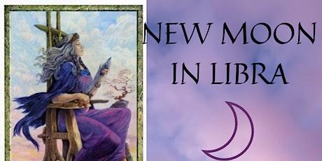 NEW MOON IN LIBRA RITUAL & MAGICKS tickets