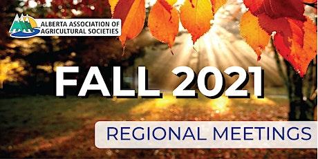 REGION 6:  AAAS Fall Regional Meeting 2021 entradas