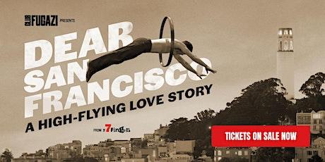 October 10th Exclusive Acrobatic Benefit Performance at Club Fugazi tickets