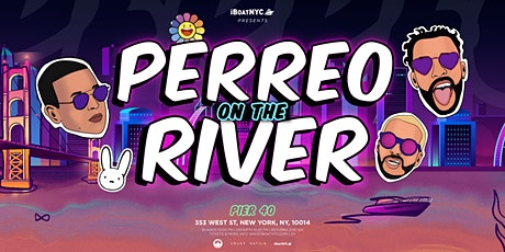 PERREO ON THE RIVER - Latin Yacht Cruise NYC Boat Party tickets